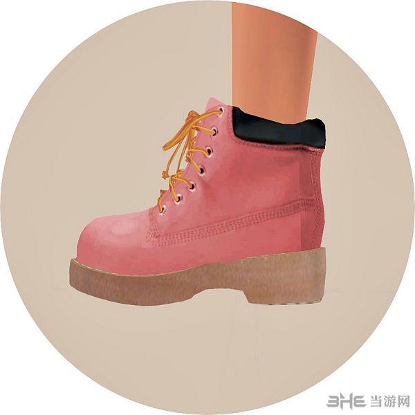 模拟人生4 24色洋装女鞋MOD截图0