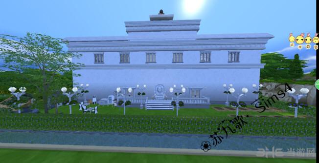 模拟人生4莫里森府邸MOD截图1