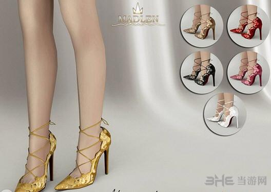 模拟人生4绑带高跟鞋MOD截图1
