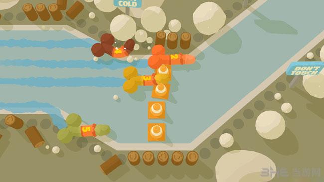 鸡鸡的战争截图3