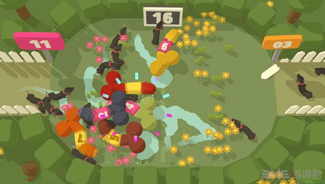 鸡鸡的战争截图1