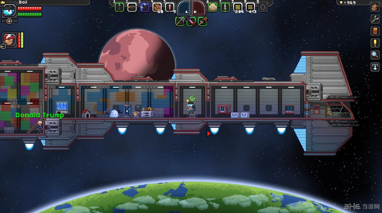 星界边境改变星之子飞船MOD截图0