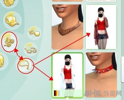 模拟人生4漂亮女装外套MOD截图1