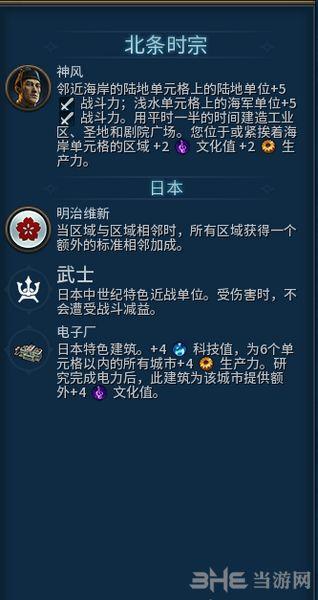 文明6全领袖同时加强平衡MOD截图0