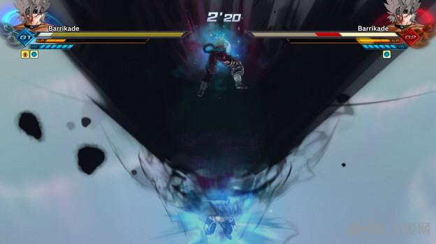 龙珠:超宇宙2真超黑龟派气功MOD截图0