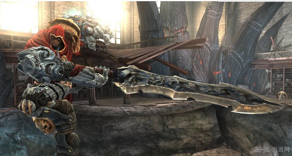 暗黑血统:战神版5号升级档+未加密补丁截图1