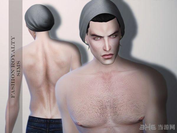 模拟人生4男士皮肤MOD截图1