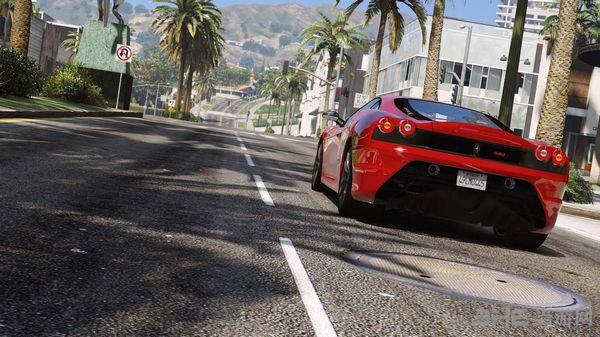 侠盗猎车手5法拉利430 Scuderia MOD截图0