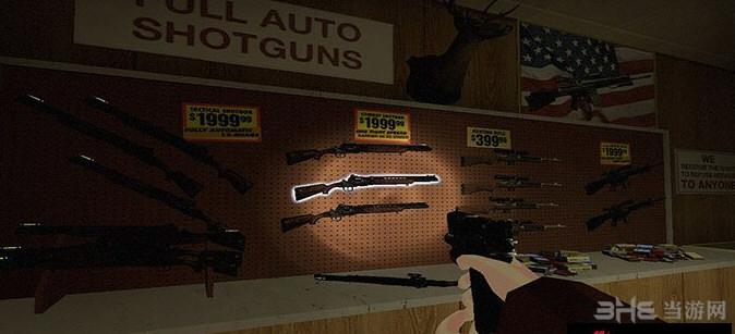 求生之路2新MTs-255霰弹枪MOD截图0