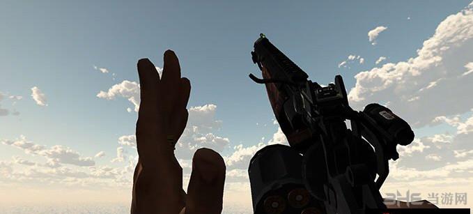 求生之路2新MTs-255霰弹枪MOD截图1