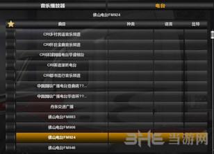 美国卡车模拟中文电台补丁截图0