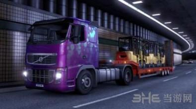 欧洲卡车模拟2斯堪尼亚streamline2000HP引擎MOD截图0