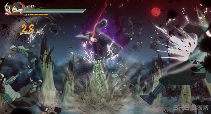 火影忍者:究极忍者风暴4少年卡卡西MOD截图0