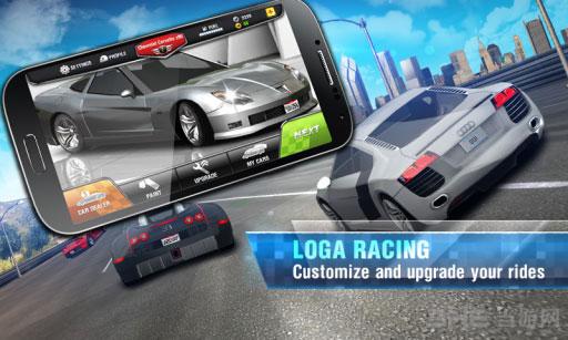 3D短程真实赛车电脑版截图2