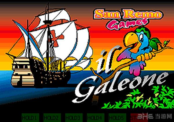 鹦鹉海盗扑克牌机截图0
