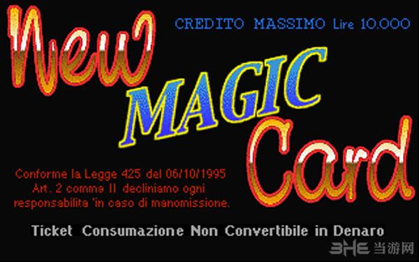 新魔法纸牌截图0