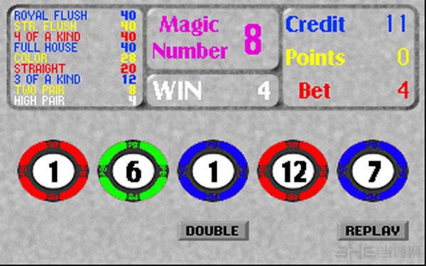 新魔法纸牌截图1