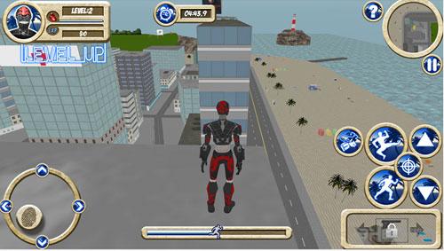 绳索英雄电脑版截图3