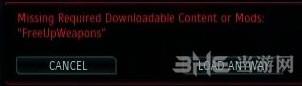 幽浮2载入存档可忽略缺失的MOD截图0