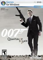詹姆斯邦德007之微量情愫破解版