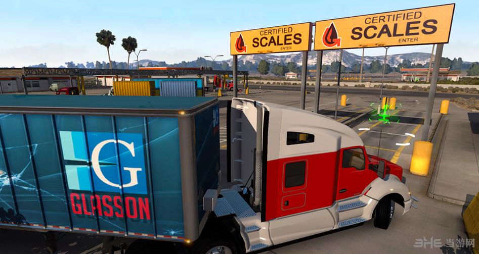 美国卡车模拟越野地图MOD截图0