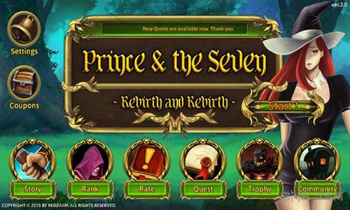 王子与七矮人电脑版截图1