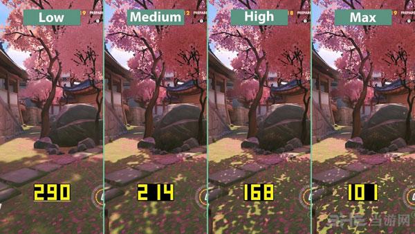 守望先锋PC版画面对比视频截图5