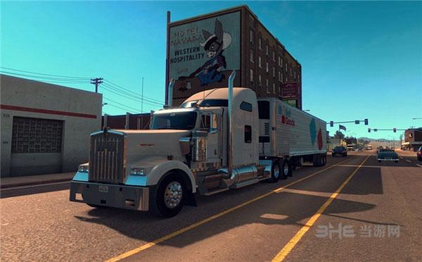 美国卡车模拟超速标准1
