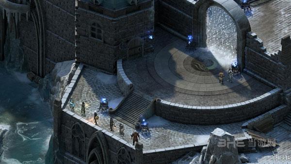 永恒之柱白色远征游戏截图3