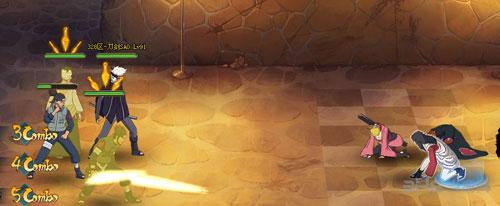 火影忍者OL截图1