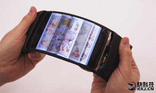 全球首款柔性屏手机截图1