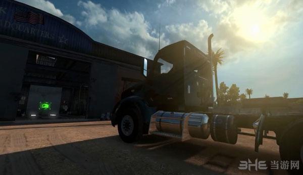 美国卡车模拟关闭警察1