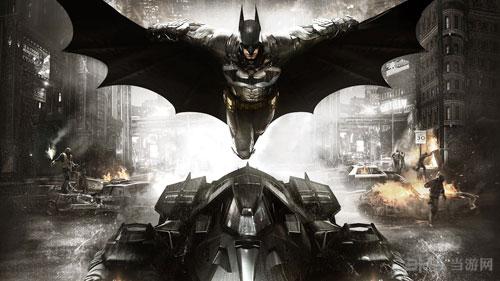 蝙蝠侠阿甘骑士人物剧情解析1