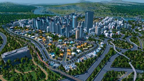 城市:天际线截图1