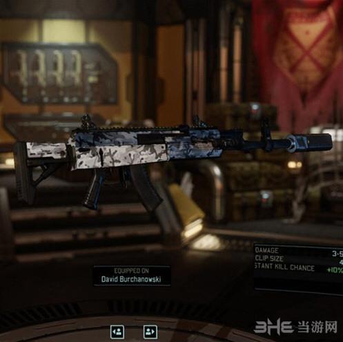 幽浮2 AK-12突击步枪MOD截图0