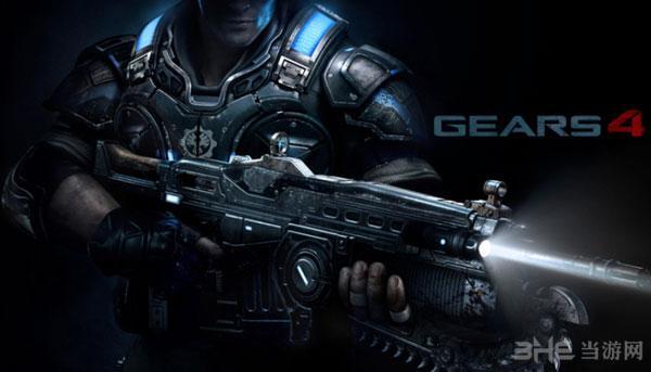 战争机器4爆XboxOne平台画质将有60帧超清效果1