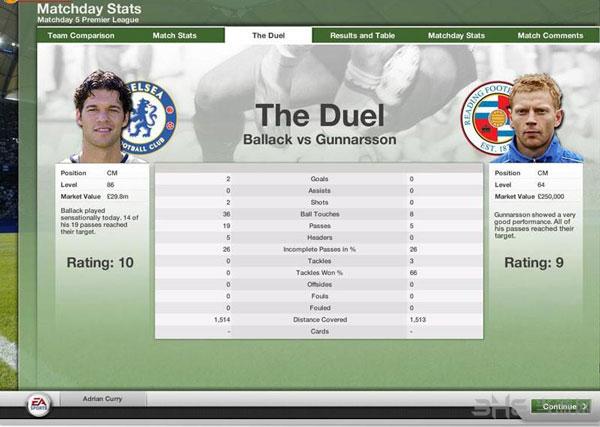 FIFA足球经理06截图0