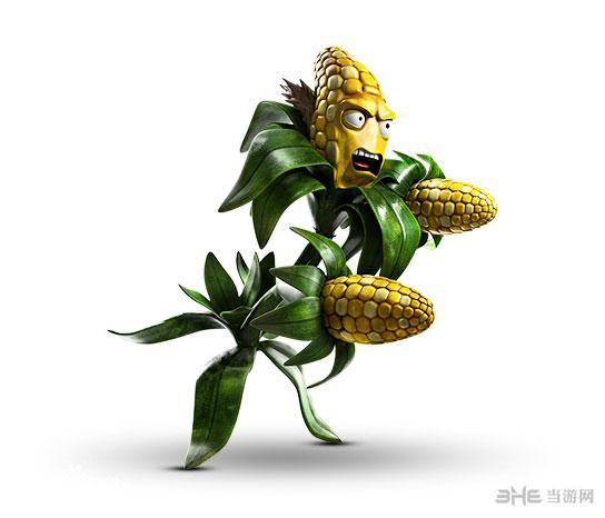 植物大战僵尸花园战争2玉米粒1