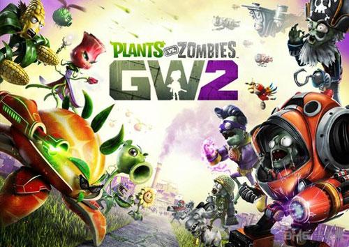 植物大战僵尸花园战争2图片1