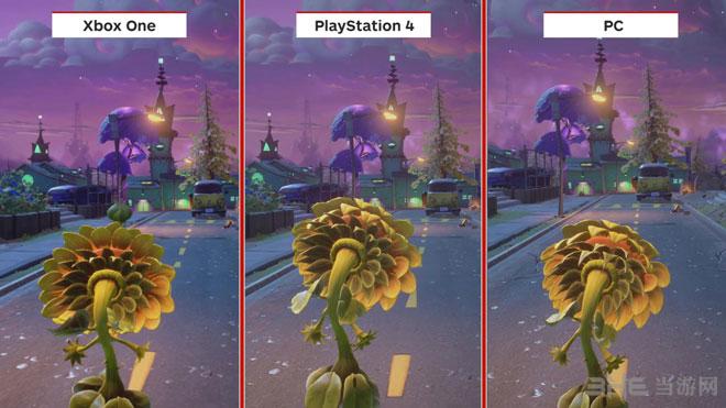 植物大战僵尸花园战争2XboxOnePS4PC截图