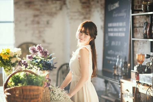 韩国第一美少女yurisa写真2
