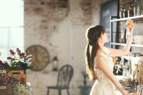 韩国第一美少女yurisa写真4