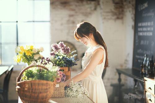 韩国第一美少女yurisa写真1