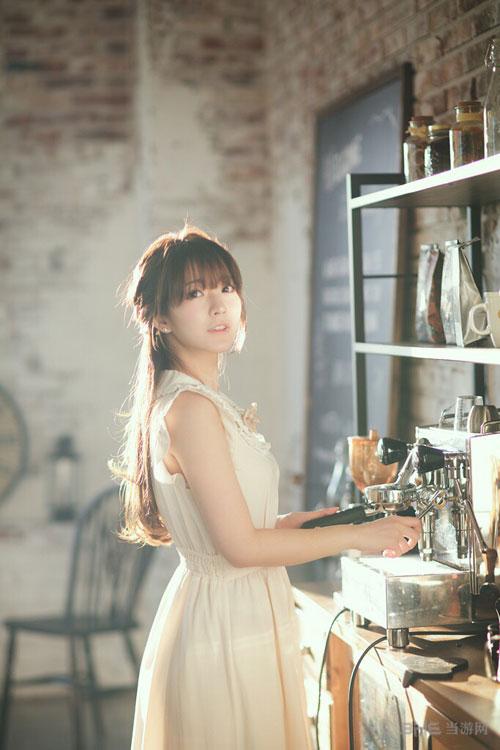 韩国第一美少女yurisa写真3