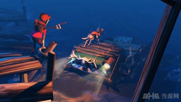 洪潮之焰游戏截图1