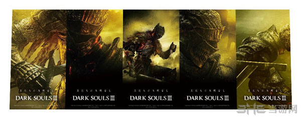 黑暗之魂3游戏封面1