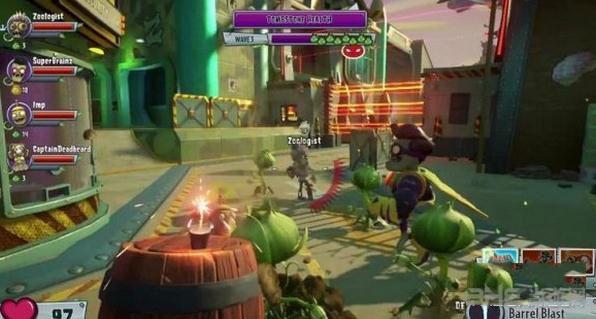 植物大战僵尸花园战争2如何使用分屏效果体验游戏方法详解1