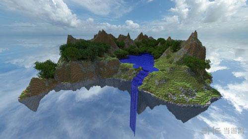 我的世界空岛生存1