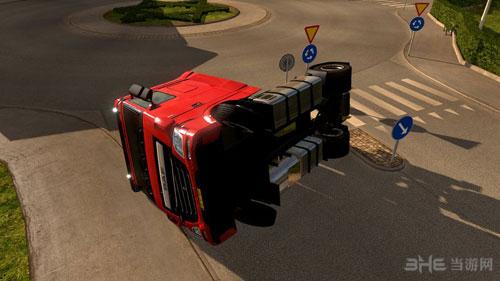 美国欧洲卡车模拟支持创意工坊1