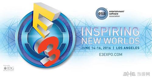 E3 2016参展公司名单配图1